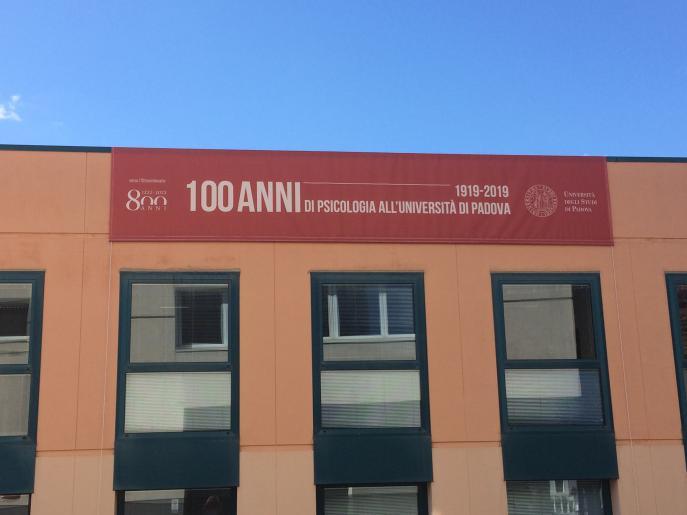 100 anni di Psicologia a Padova