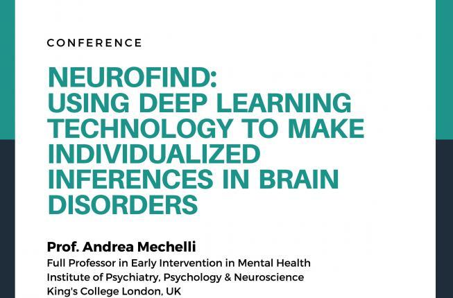 Collegamento a Seminario Prof. Andrea Mechelli