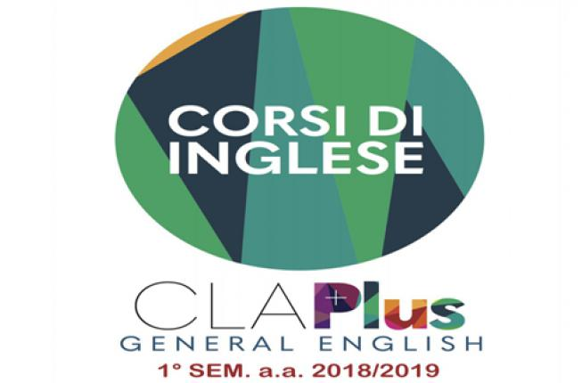 Collegamento a Corsi General English CLAPLUS