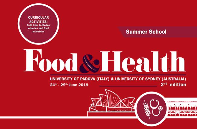 Collegamento a Summer School 'Food&Health'